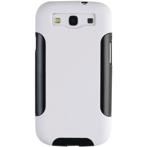 DBA CASES 639713195316 Samsung(R) Galaxy S(R)��III Complete Ultra Package Case (Snow/Black)