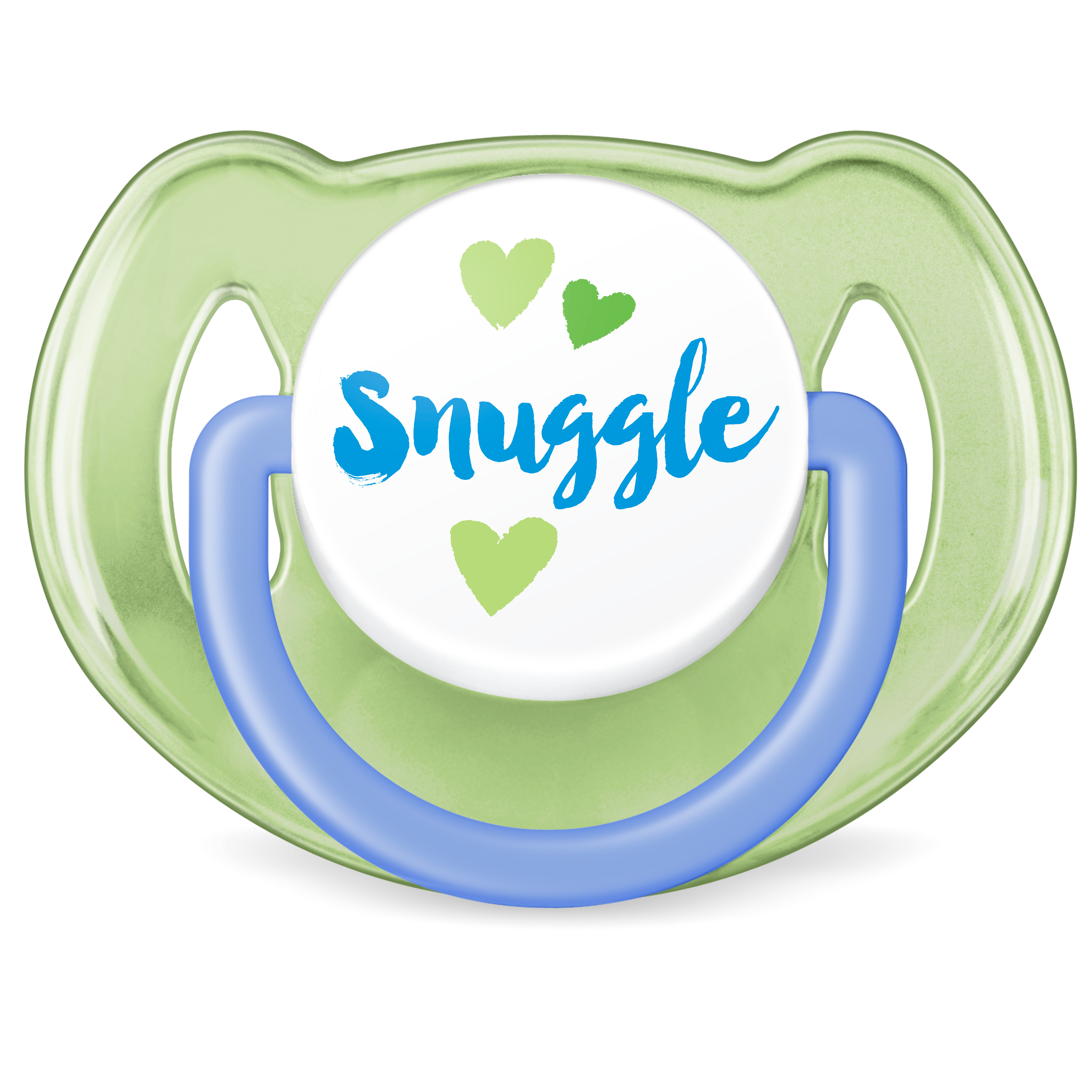 Philips AVENT Snuggle//Anchor 2-Pack Pacifier 6-18 Months NEW
