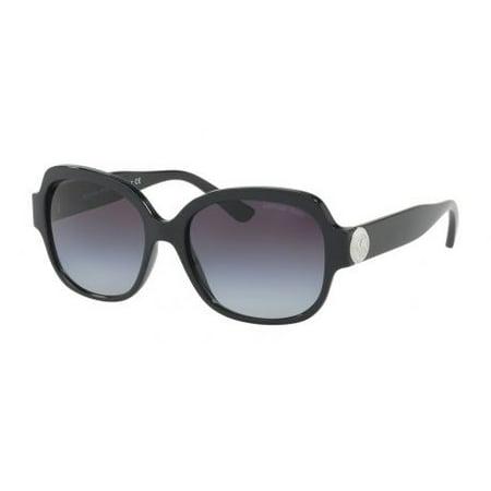 Michael Kors SUZ MK2055 Sunglasses 317711-56 - Black Frame, Grey Gradient (Michael Kors Sunglass Case)