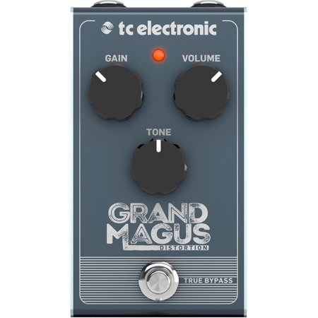 Electronic Hi Hat Pedal - TC Electronic Grand Magus Distortion Effect Pedal