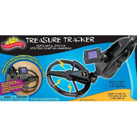 Scientific Explorer Treasure Tracker