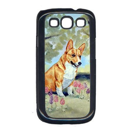 Carolines Treasures 7054GALAXYSIII Corgi Cell Phone Cover For Galaxy S111 - image 1 de 1