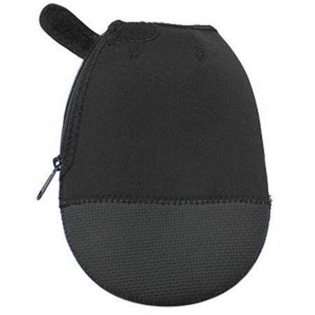 ALEKO PBCB48 Paintball 48 Ci High Pressure Air Tank Cover Bag Protective  Paintball Tank Accessories, Black