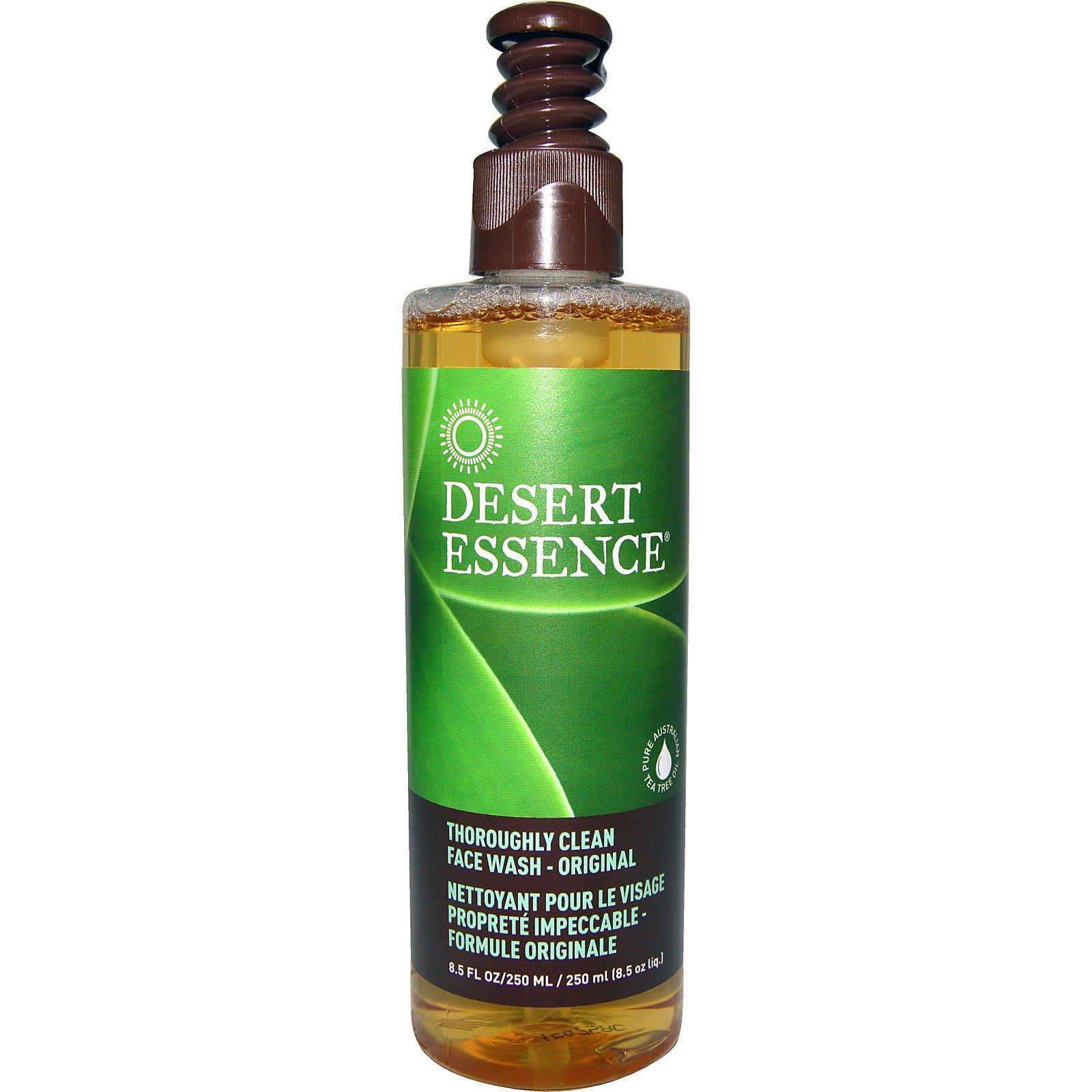Desert Essence Thoroughly Clean Face Wash Original 8 5