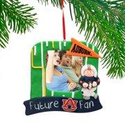 Auburn Tigers Claydough Field Photo Frame Ornament
