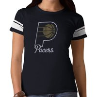 '47 Brand Indiana Pacers Women's Game Time T-Shirt - Navy Blue