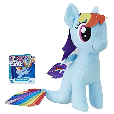 My Little Pony the Movie Rainbow Dash Sea-Pony 10