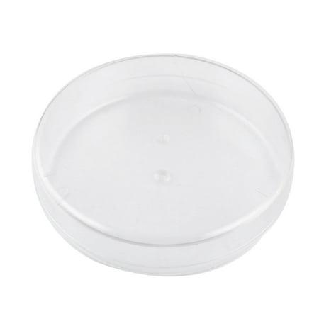 Unique Bargains Experiment Testing 90mmx15mm Polystyrene Tissue Petri Culture Dish (Polystyrene Skull)