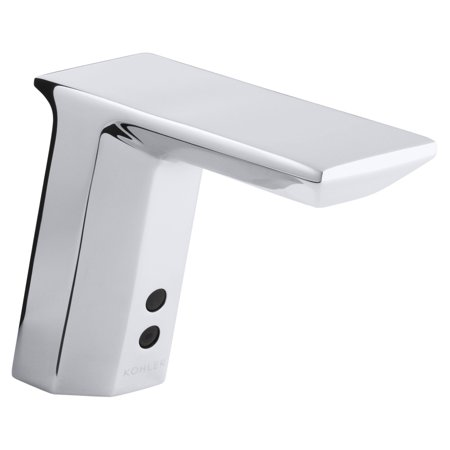 Kohler Geometric K13469-CP Touchless AC Powered Bathroom Sink Faucet