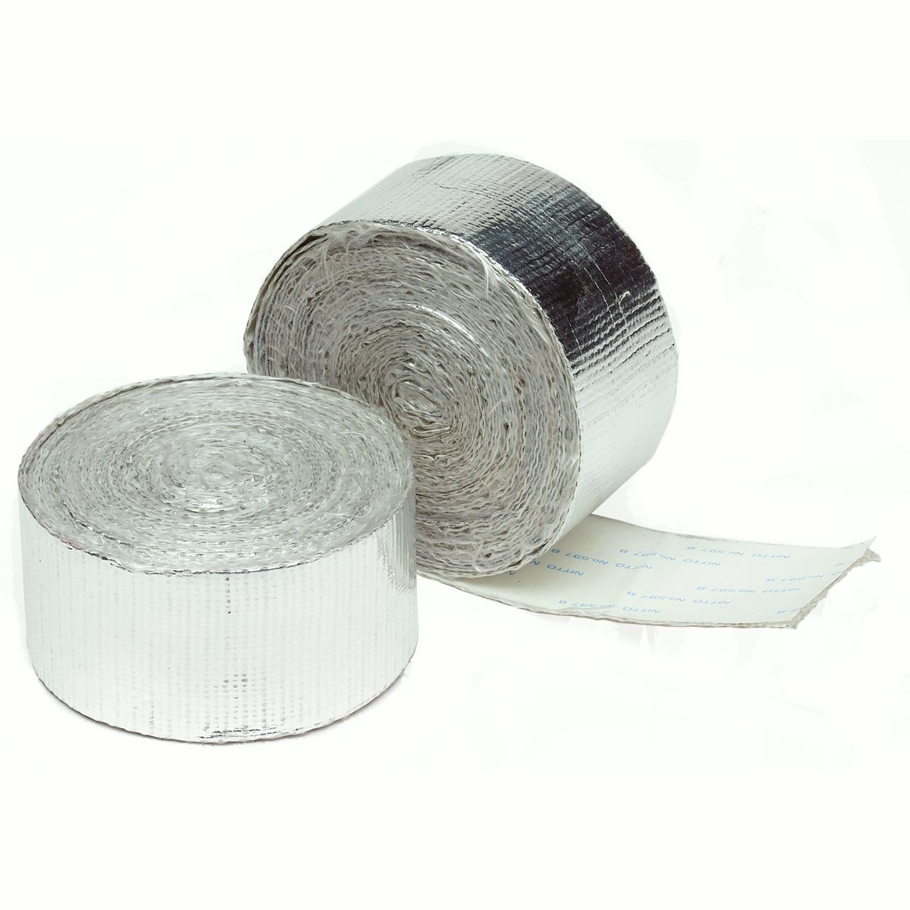 Heatshield Products 340410 Thermaflect 4-Inch Wide X 10-Feet Heat Shield Tape