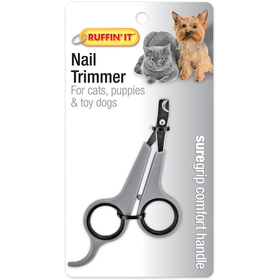 Comfort Grip Small Nail Trimmer For Dogs and Cats