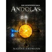 Die Lichtstein-Saga 2: Andolas - eBook