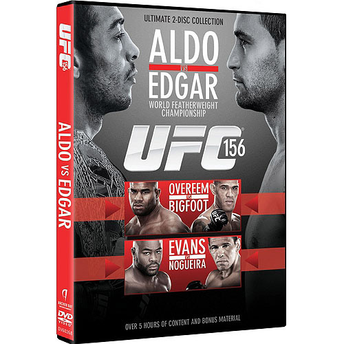 UFC: 156: Aldo Vs. Edgar (Widescreen)