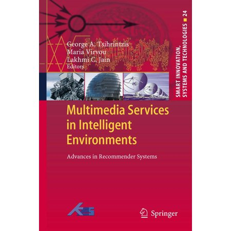 Multimedia Services in Intelligent Environments - eBook