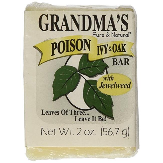 Remwood Products 491050 2.2 oz Poison Ivy Bar Grandma
