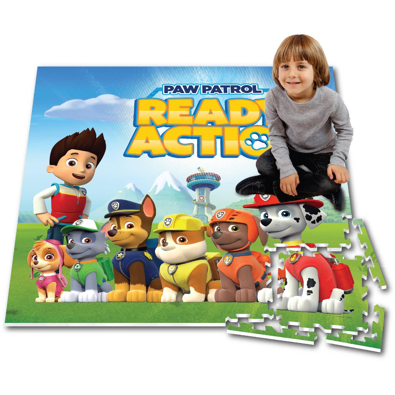 Paw Patrol Interactive Floor Mat Puzzle Best Brands
