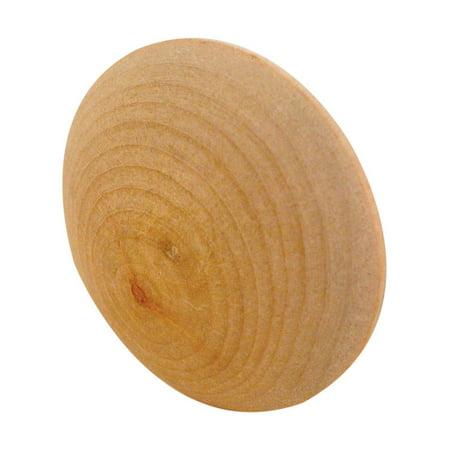 Slide-Co 161690 Bi-Fold Door Pull Knob, 1-3/4-Inch,(Pack of 2) (Bi Stretch Pull)