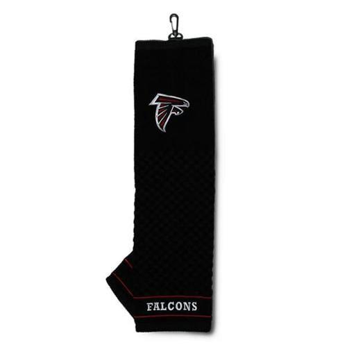 Team Golf 30110 Atlanta Falcons Embroidered Towel