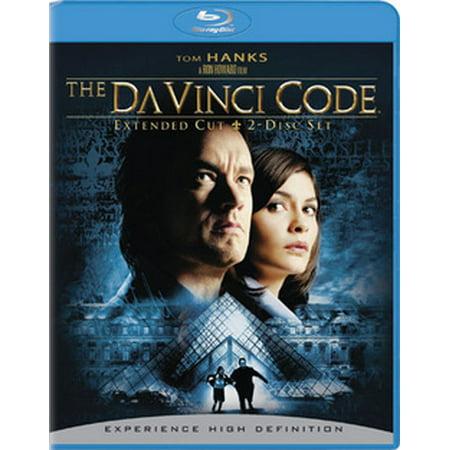 The Da Vinci Code (Blu-ray) (Leonardo Da Vinci End Of The World Prophecies)