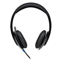 Logitech USB Headset H540 - Headset - on-ear - Sale: $66.17 USD (0% off)
