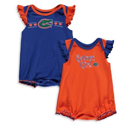 Florida Gators Newborn & Infant Homecoming Two Pack Bodysuit Set -