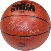 Steiner Sports Michael Carter-Williams Signed Zi/O Basketball