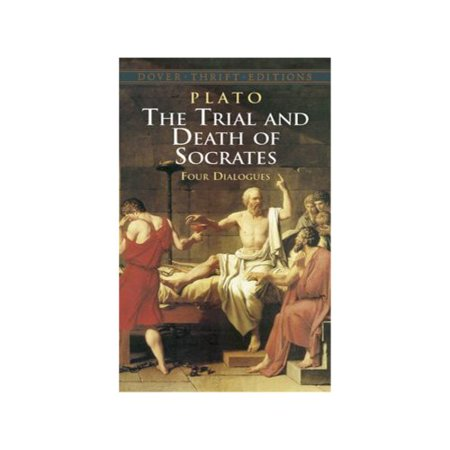 the portrayal of socrates thoughts through death in platos crito The political views and thoughts of a erroneus assumptions in the trial and death of socrates in plato's crito the portrayal of socrates, through the.