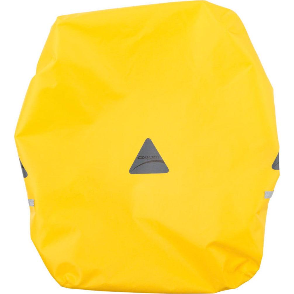 Yellow New Axiom 30 Liter Pannier Rain Cover