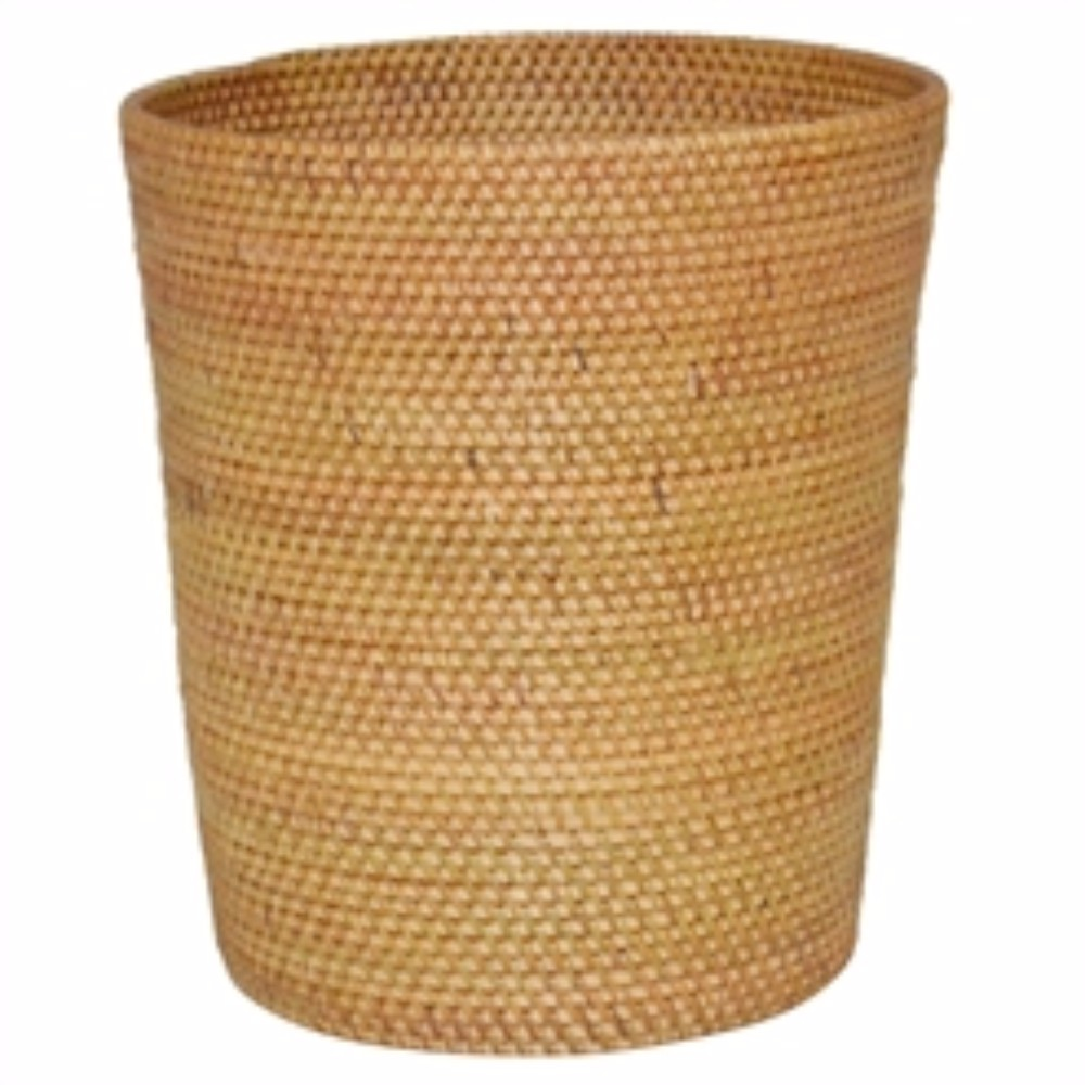 Rattan Savannah Breeze Storage Basket, Brown