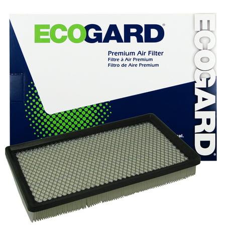 Classic Air Cleaner Kit (ECOGARD XA5227 Premium Engine Air Filter Fits Chevrolet Classic, Malibu; Pontiac Grand Am; Oldsmobile Alero, Oldsmobile Cutlass)