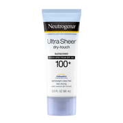 Neutrogena Ultra Sheer Dry-Touch Water Resistant Sunscreen SPF 100+, 3 fl. oz