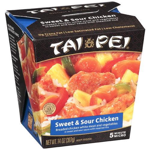 Tai Pei Sweet & Sour Chicken, 14.0 OZ