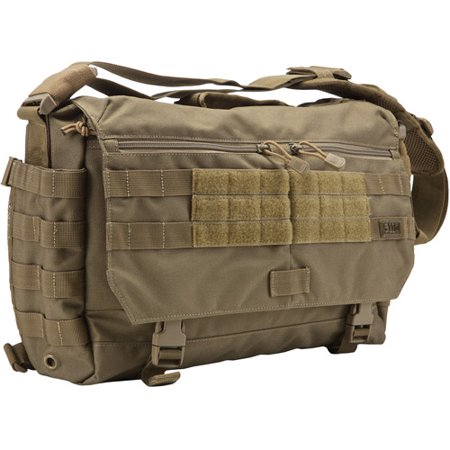 5 11 Tactical Rush Delivery Messenger Bag Black