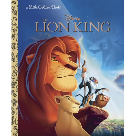 The Lion King (Disney The Lion King) - Baby Lion King