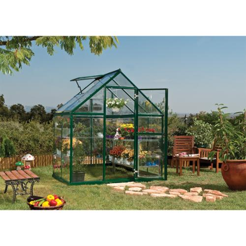 Palram Harmony 6ft. x 4ft. Greenhouse by Overstock
