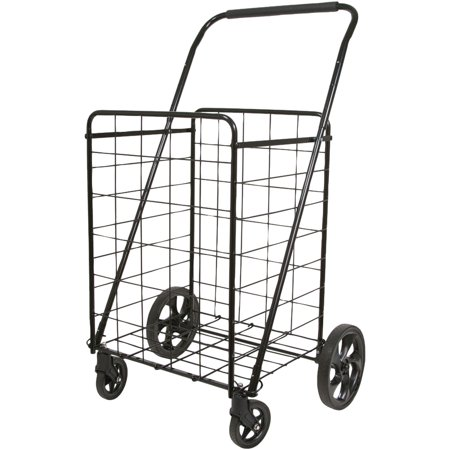 d8e1b98b790e Helping Hand 4-wheel Super-deluxe Swiveler Cart