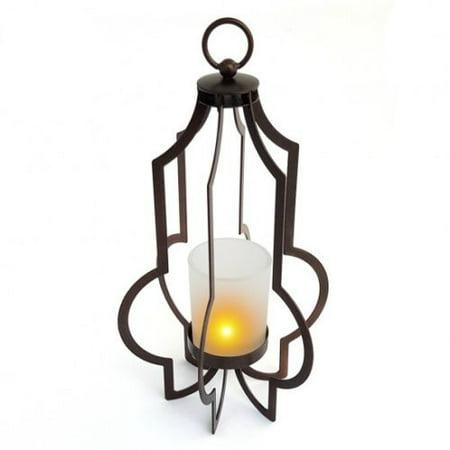 PartyLite Marrakech Hanging Lantern Candle Holder