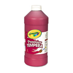 Crayola Premier Tempera Paint, Blue, 32 Oz