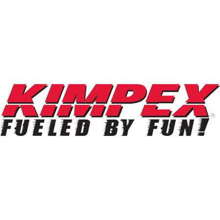 Kimpex Fender Protector for ATV Kawasaki - 473372 Black  #473372