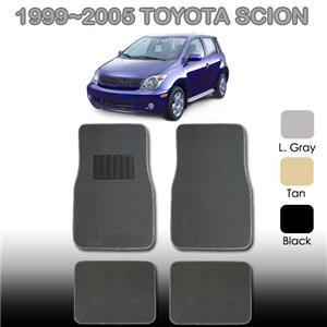 2000 2001 2002 2003 2004 2005 Toyota Scion Floor Mats Set ALL FEES INCLUDED!