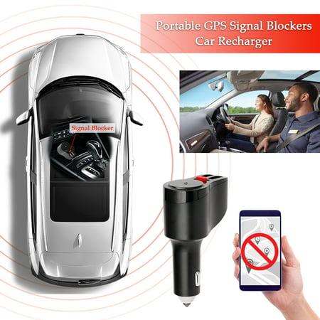 Portable Signal Blockers Car Recharger Type Information Safe Module Signal Shielding Device - image 4 de 7