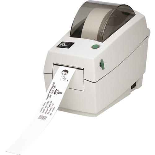 Zebra LP 2824 Plus Thermal Label Printer (282P-201510-000 ...