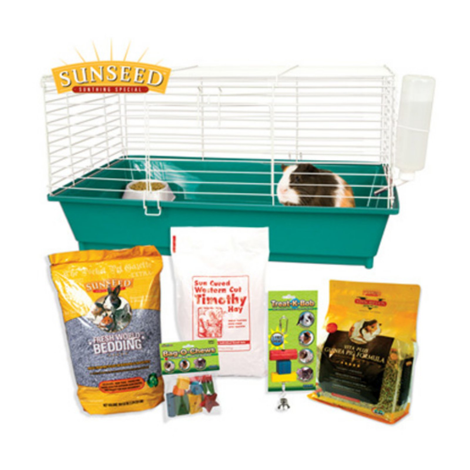 Ware Sunseed Guinea Pig Care Kit