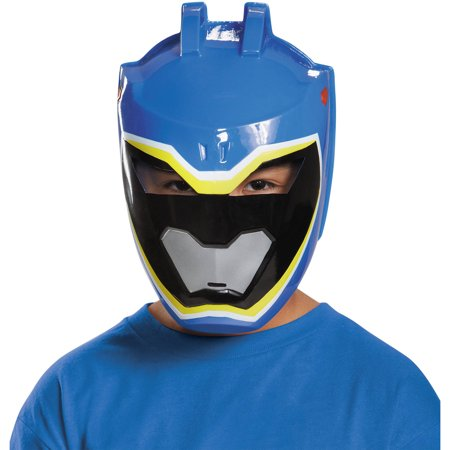 Blue Ranger Dino Charge Mask Child Halloween Accessory (Action Folder Halloween)