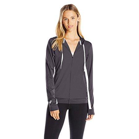 Asics Womens Lani Jacket Running Athletic Outerwear Jacket - ()