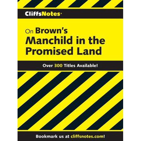 CliffsNotes on Brown's Manchild in the Promised Land -