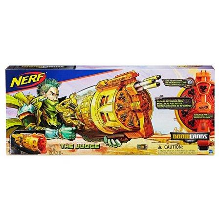 - Nerf: DOOMLANDS: The Judge (2) Hasbro HSBB8571