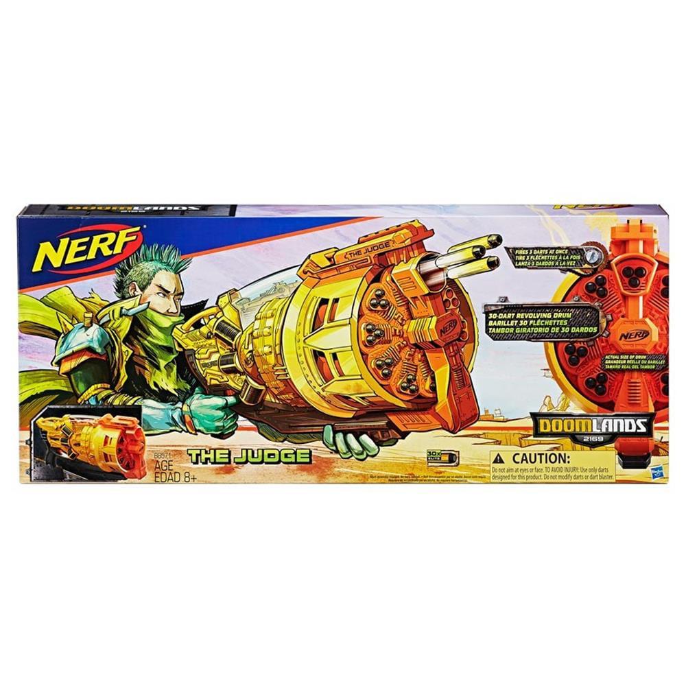 Nerf: DOOMLANDS: The Judge (2) Hasbro HSBB8571