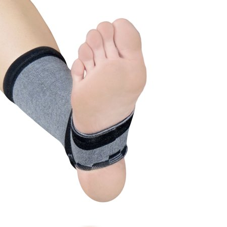 a5c67560eb Evelots 1 Bamboo Ankle Wrap Support/Compression Arthritis Brace - Medium -  Walmart.com