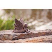 Evergreen Earth Fairy Fiona Outdoor Living Decorative Garden Statue